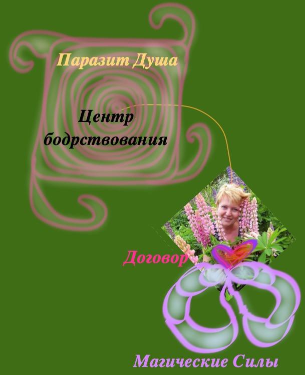 Контактер Елена Сидельникова