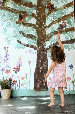 Árvore da biblioteca do Rouxinol