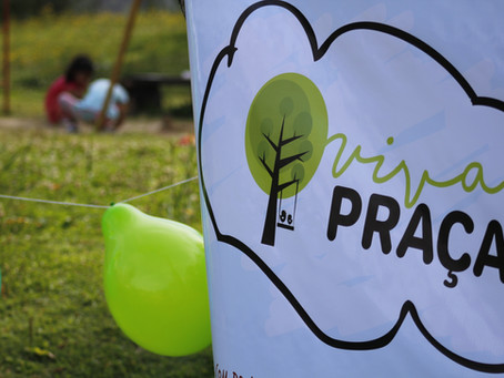 Viva Praça - Por praças com mais infância