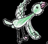 Desenho de Pássaro