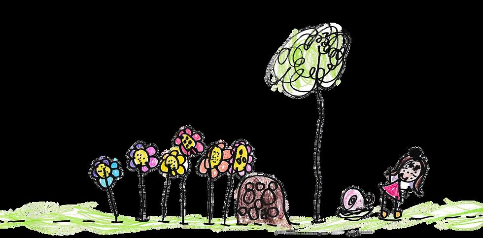 Desenho das crianças do Semeador