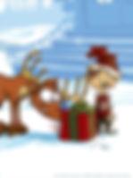 Slush le lutin- Livre de Noël en réalité augmenté