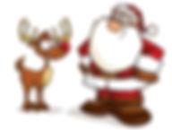 Nez rouge Père Noël- livre de lutin de Noel