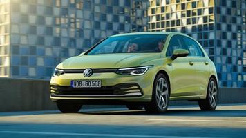 O modelo de 8ª geração Volkswagen Golf está finalmente aqui e completamente moderno