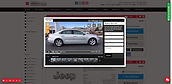 Video on dealership website with lead form