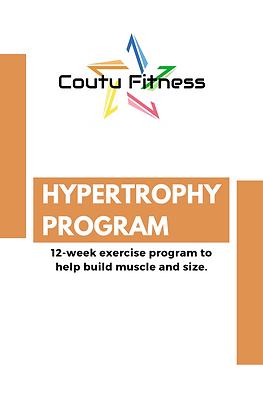 Muscle Building Program - Gym