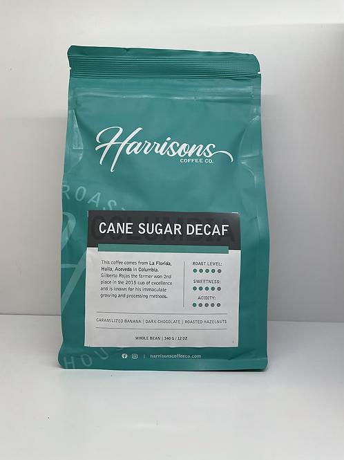 Cane Sugar Decaf