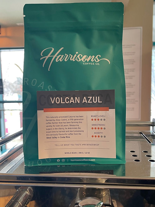 Volcan Azul