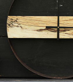 Reclaimed Spalted Maple