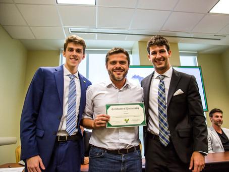 Brazilian Times - Primeira edição da maior conferência de estudantes brasileiros na Flórida
