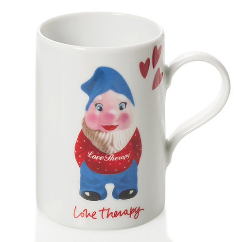 Tazza blu / Blue mug