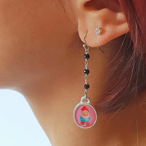 Orecchini Nanetto/ Gnome Earrings