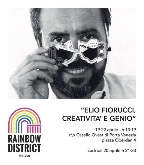Elio Fiorucci, Creatività e genio