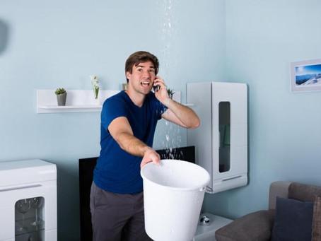 Fuite d'eau, locataire ou propriétaire, qui paie ?