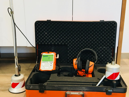 RECHERCHE DE FUITE NON DESTRUCTIVE - EXPERT - Détection de fuite au système électroacoustique