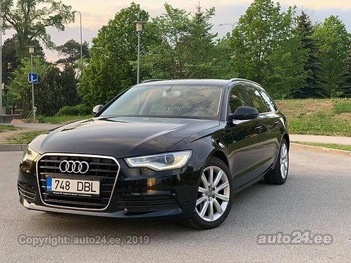 Audi A6 Avant 2.0 TDI 100kW