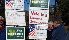 David Borden Campaign