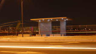 SouthBank Bus Shelter