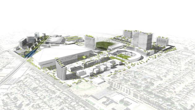 Downey Urban Plan