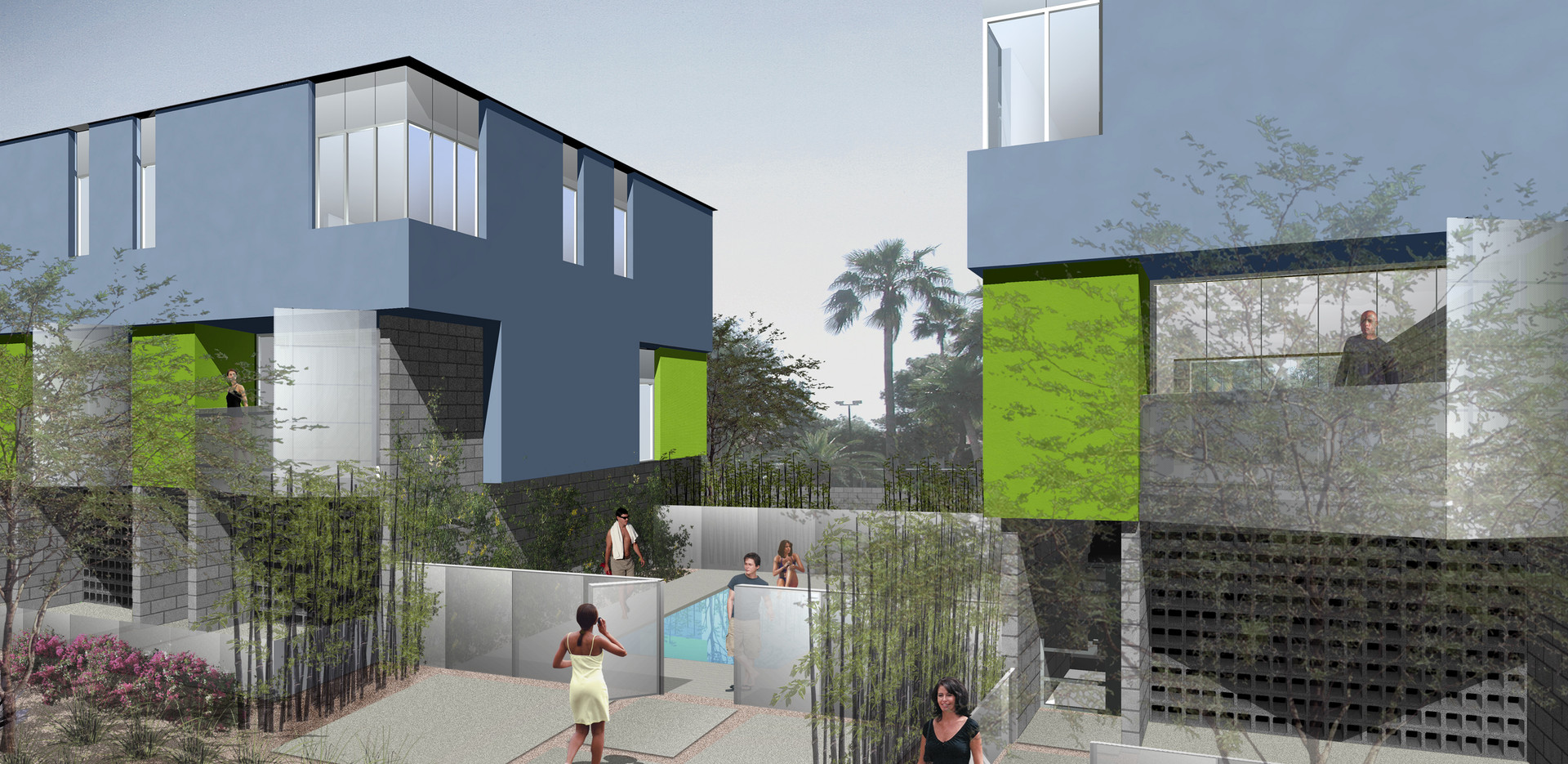 Miller Townhomes