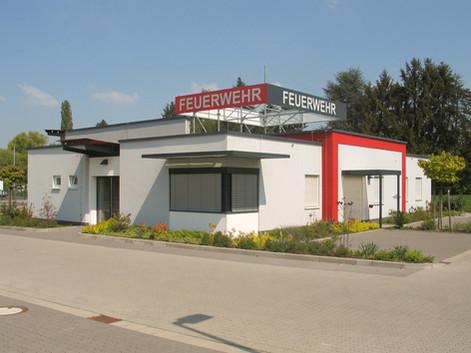 BuM Feuerwehrhaus Oberbieber Eingang 1.1