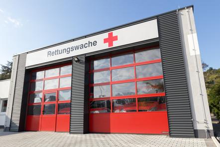 BuM Rettungswache Braubach Rettungswache