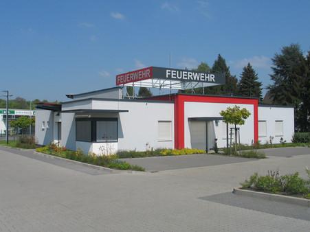 BuM Feuerwehrhaus Oberbieber Eingang 1.2