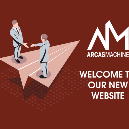 Welcome to the new Arcas Machine website!