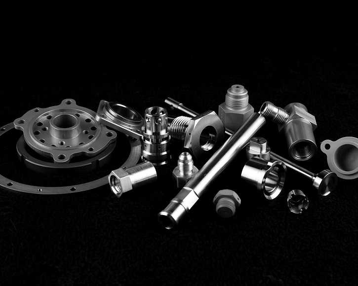 Arcas Machine Complex Machined Parts