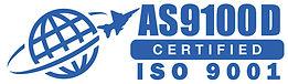 AS9100D Logo