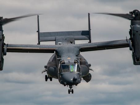 Afghanistan AOG - Boeing Osprey Case Study
