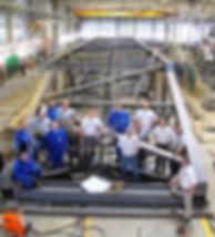 Usine atelier construction charpente métallique PACA