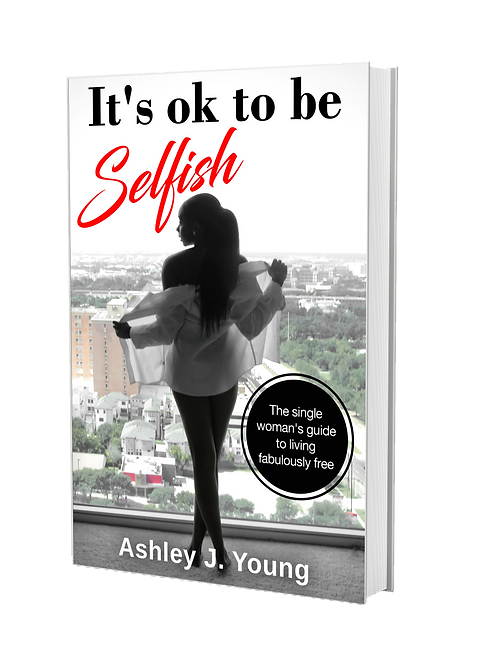 It's ok to be selfish: Signed Copy