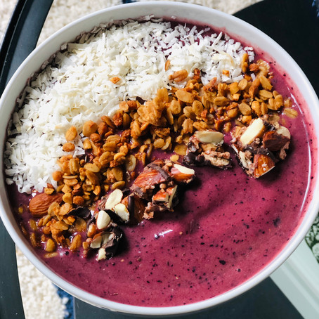 Berry Delicious! Acai Bowl Recipe