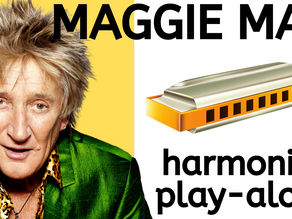 Maggie May by Rod Stewart - free harmonica tabs & lesson