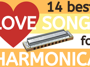 14 best love songs for harmonica - free tabs & lessons