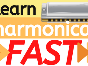 3 top tips to learn harmonica FAST