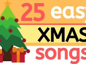 25 fun Christmas songs for harmonica (free lesson & tabs)