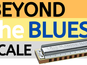 Beyond The Blues Scale: adding contrast to your harmonica solos