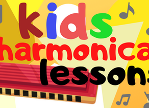 10 top harmonica lessons to keep kids busy during lockdown