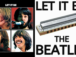 Let It Be (The Beatles) - Harmonica Tabs & Lesson
