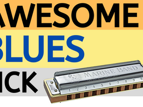The blues harp lick everyone is asking about