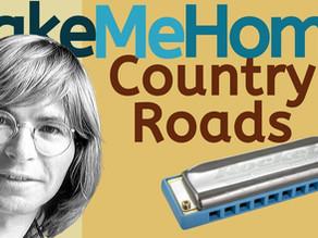 Take Me Home Country Roads by John Denver - Harmonica Lesson & Free Harp Tabs