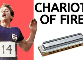 How to play Chariots of Fire on harmonica