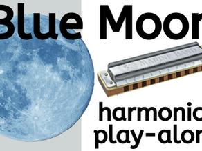 Blue Moon - Harmonica Tabs & Lesson