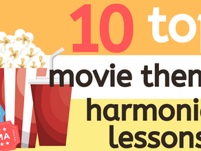 Top 10 movie themes for harmonica (free lessons & tabs)