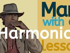 'Man With a Harmonica' by Ennio Morricone - Harmonica Tabs & Lesson