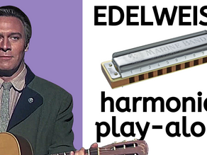 How to play 'Edelweiss' from Sound of Music on harmonica