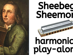Sheebeg Sheemore (Sí Beag, Sí Mór) - Harmonica Tabs & Lesson