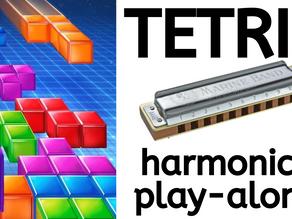 Tetris theme - Harmonica Tabs & Lesson